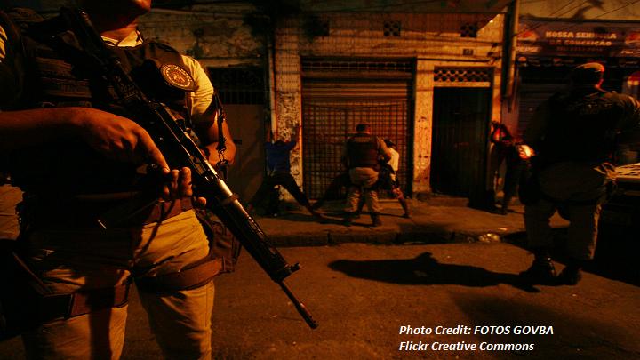 Drug Trade (1)- Police forces and drug dealers