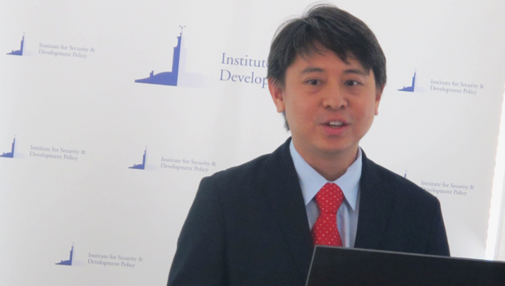 Maritime Len summary of the presentation china s rise as maritime power the