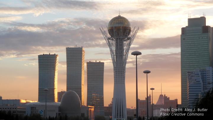 Kazakhstan 2041: the Next Twenty-Five Years