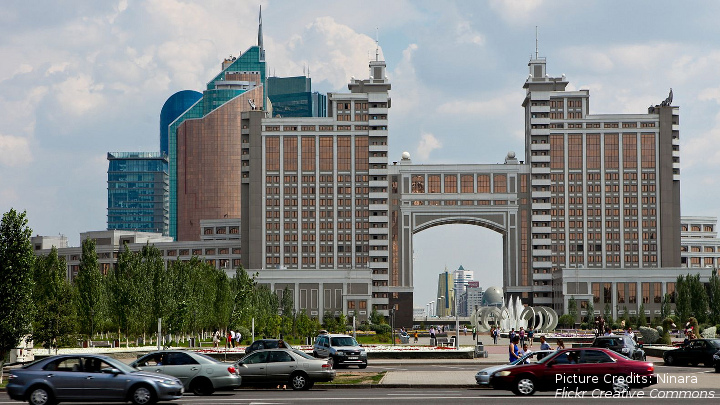 Kazakhstan: Prospects for Political and Economic Modernization