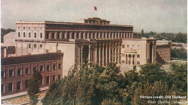 Party Problems and Factionalism in Soviet Uzbekistan: Evidence from the Communist Party Archives