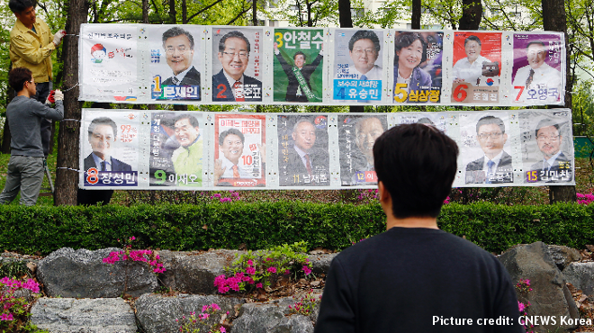South Korea's Presidential Election: Candidates and Key Policies