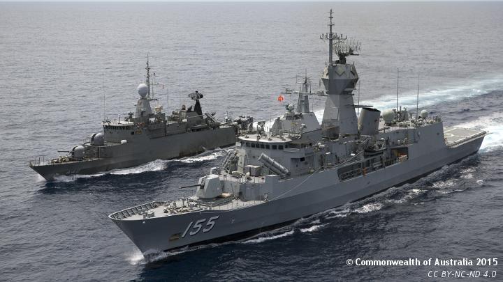 "Out of the ""Slipstream"" of Power? Australian Grand Strategy and the South China Sea Disputes"