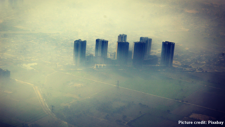 South Korea's Air Pollution: Gasping for Solutions