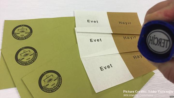 Turkey's Constitutional Referendum and Erdogan's Faded Democratic Credentials