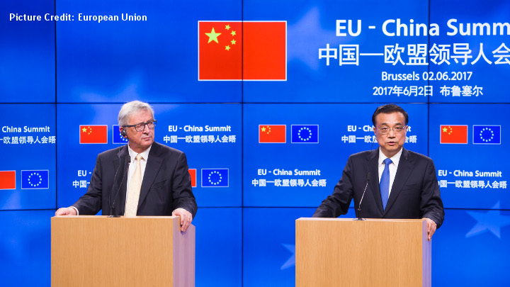 Pulling the Breaks – Regulating Chinese FDI in the EU