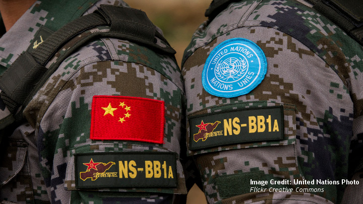 China's Role in UN Peacekeeping