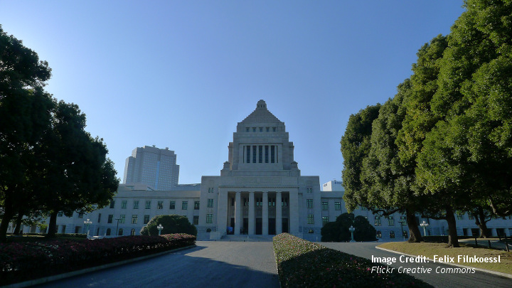 Amending Japan's Pacifist Constitution