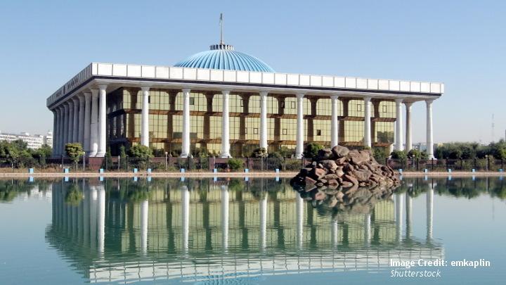 The Economic Modernization of Uzbekistan