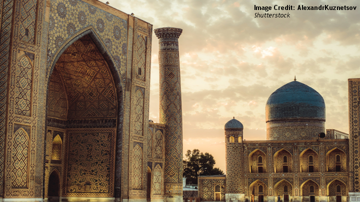 Religion and the Secular State in Uzbekistan