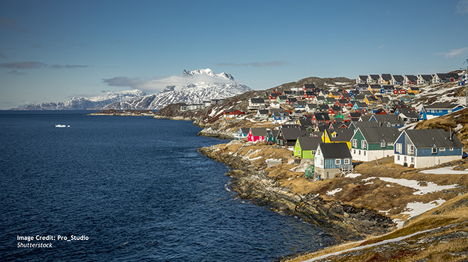 A Touch of Frost: Danish Concerns over Chinese Investment to Greenland