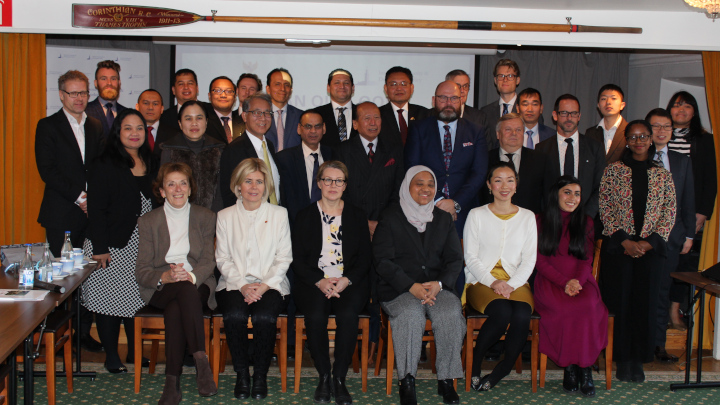 ISDP co-organized a seminar on the ASEAN Outlook on the Indo-Pacific