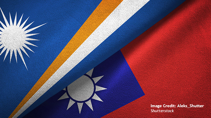 Taiwan-Marshall Islands Relations: Against the Tide