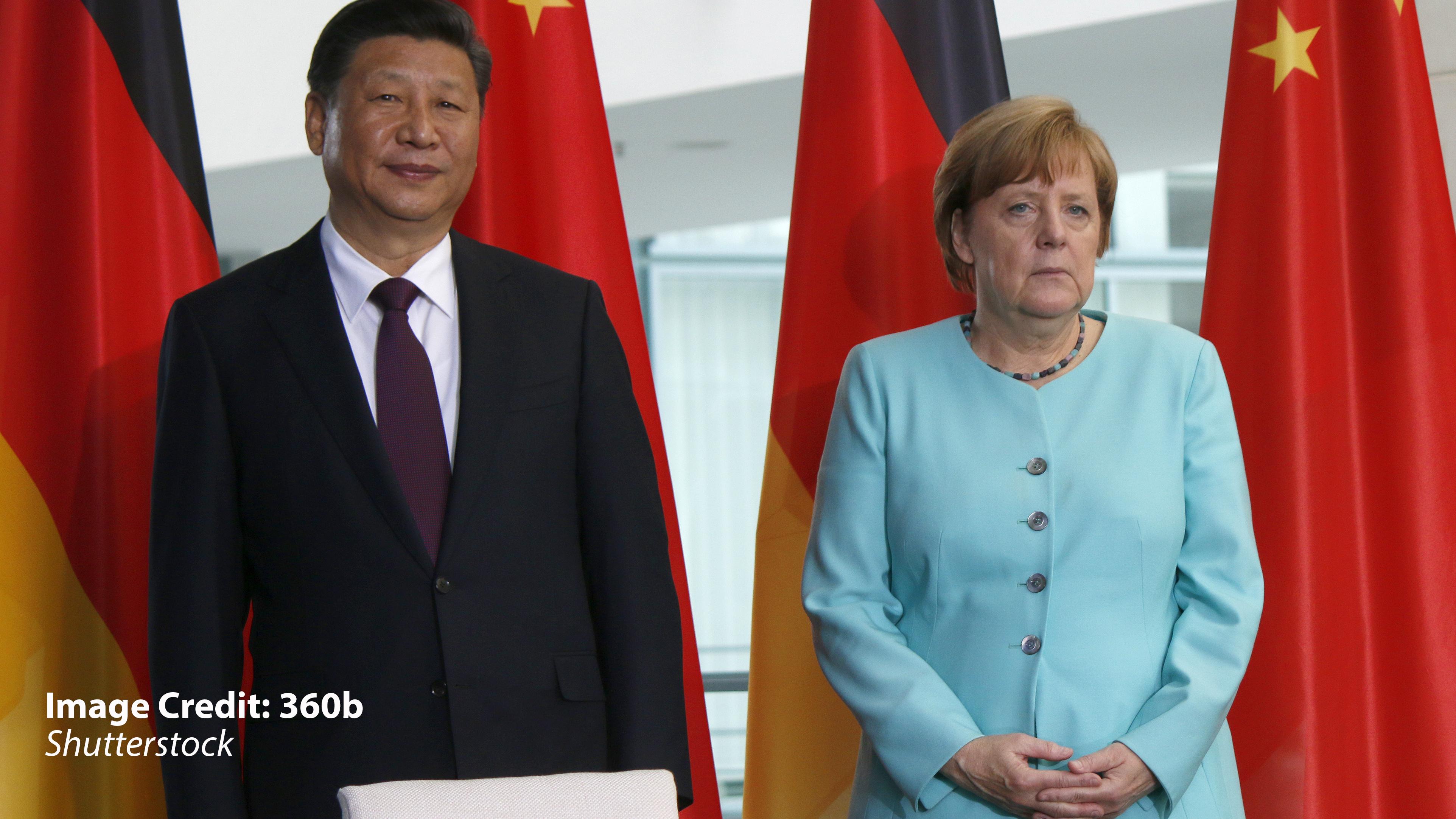 Merkel's China Legacy